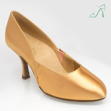 Picture of 139 Mirage | Flesh Satin | Ballroom Dance Shoe | Sale