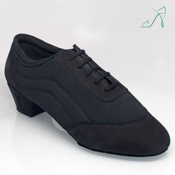 Immagine di 465 Halo | Black Nubuck/Lycra | Sale