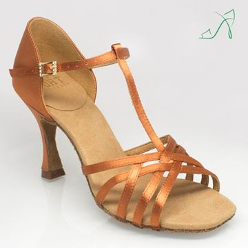 Picture of H860-T Atlas | ULTA FLEX | Light Tan Satin | Sale