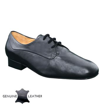 Picture of Ebony | Black Leather | Sale