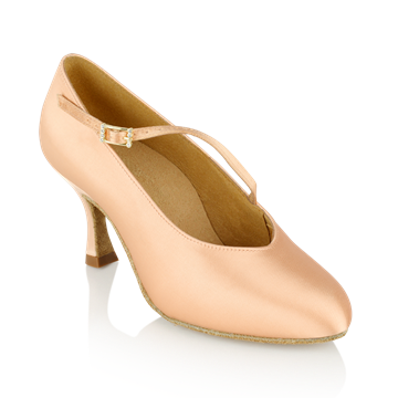 Immagine di 116A Rockslide | Light Flesh | Standard Ballroom Dance Shoes