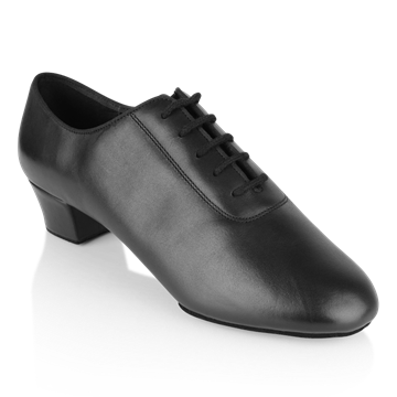 Bild von Ash | Black Leather  | Men's Latin Dance Shoe