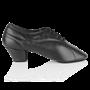 Obrazek BW111 Bryan Watson | Black Leather  | Latin Dance Shoes