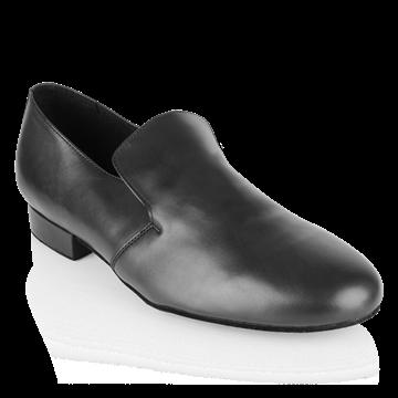 Obrazek Willow | Black Leather Dance Shoe
