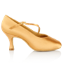Picture of 116A Rockslide | Flesh Satin | Standard Ballroom Dance Shoes