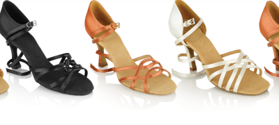 Picture for category Ladies Latin Dance Shoes